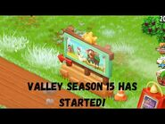 Hay Day New Valley Season 15 Started!