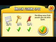 Hay Day Expand the Fishing Area