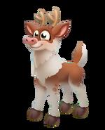 Brown Baby Reindeer