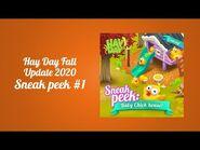 Hay Day Fall Update 2020 Sneak Peek -1 - Baby Chick House