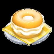 Cream Donut