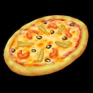 Frutti di mare-pizza