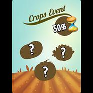 Crops Boost Random