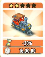 Orange Booster