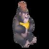 Brown Gorilla