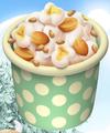 HayDay popcorn pot snack mix