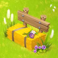 Hay Bench