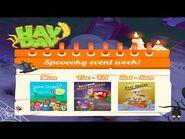 Hay Day Special Halloween Spooky Event Week