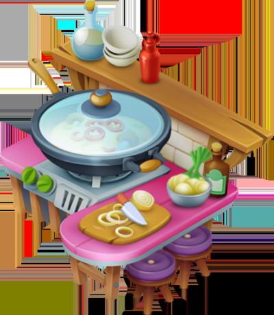 Wok Kitchen Hay Day Wiki Fandom