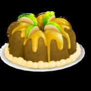 Honungsäppelkaka