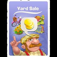 Yard Sale Event