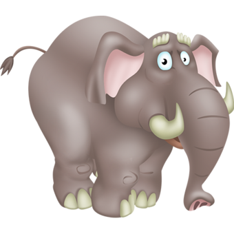 Elephant Png Picture : Elephants are large mammals of the family elephantidae and the order proboscidea.