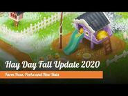 Hay Day Fall Update 2020 - Farm Pass, Perks and Hats
