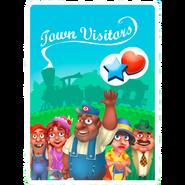 Town Visitors Bonus XP