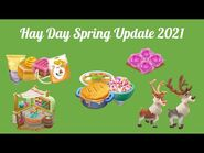 Hay Day Spring 2021 Update 🌸