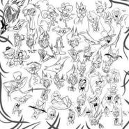 Sketch stream 3