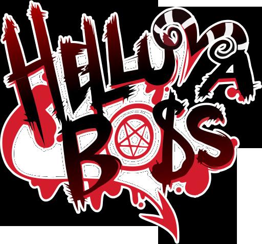 Turning Into A Boss In Roblox Youtube Helluva Boss Hazbin Hotel Wiki Fandom