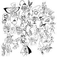 Sketch stream 1