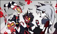 Helluva Boss characters