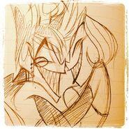 Alastor Mimzy sketch