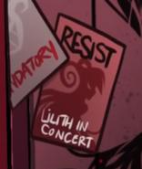 Плакат сопротивление 2