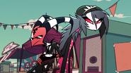 Octavia and Blitzo