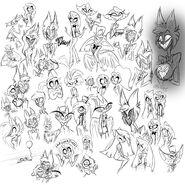 Sketch stream 5