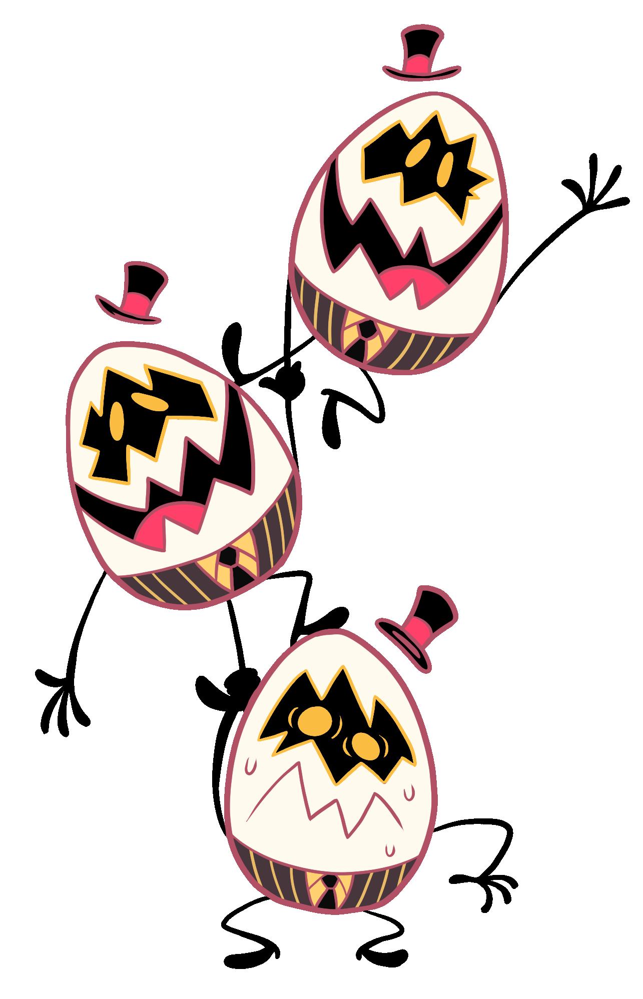 The Egg Bois