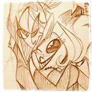 Alastor and mimzy