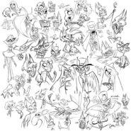 Sketch stream 4