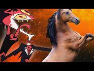 Helluva Boss - Mustang Dong -Official Lyric Video-