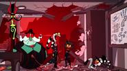 CHERUB final scene