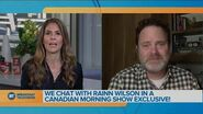 """Actor Rainn Wilson chats about his new series """"Utopia"""""""