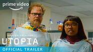 Utopia Official REDBAND Trailer Prime Video