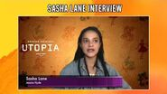 Sasha Lane as Jessica Hyde in 'Utopia' BGN Interview