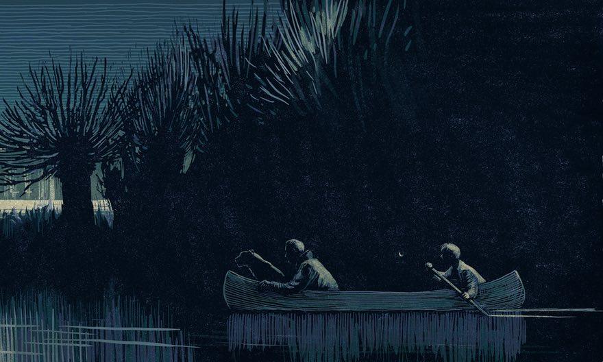 La Belle Sauvage (canoe)