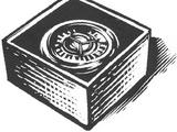 Lyra Silvertongue's alethiometer
