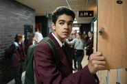 Will at school