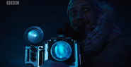 Lord Asriel with a camera