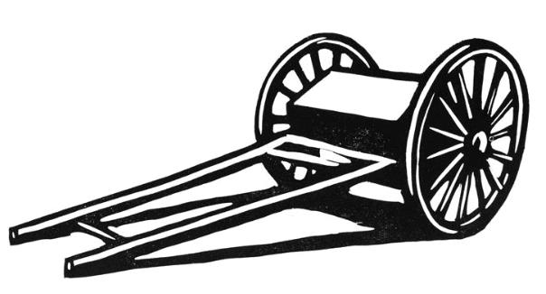 Night-soil cart