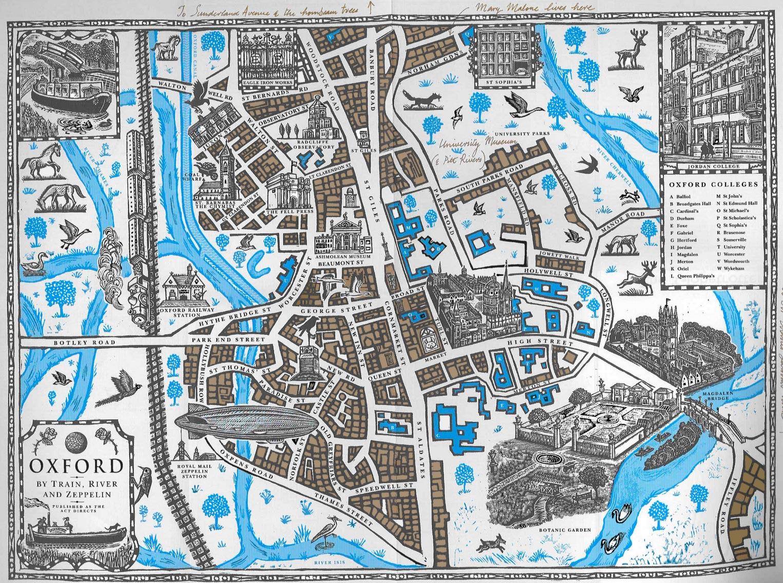 Oxford (Lyra's world)