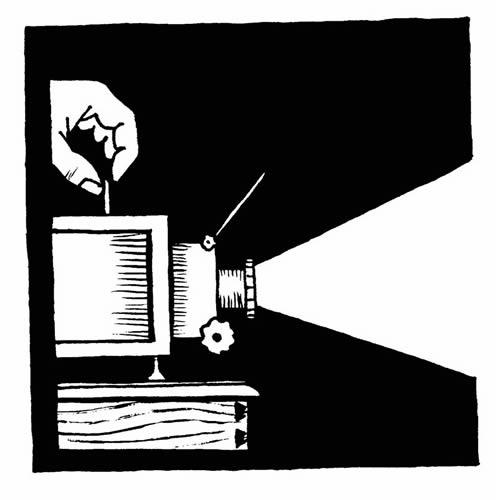 Projecting lantern