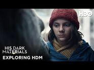 His Dark Materials - Exploring HDM- Panserbjørne, Magisterium, Gyptians, Spy-flies - HBO