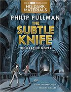 The Subtle Knife Graphic Novel
