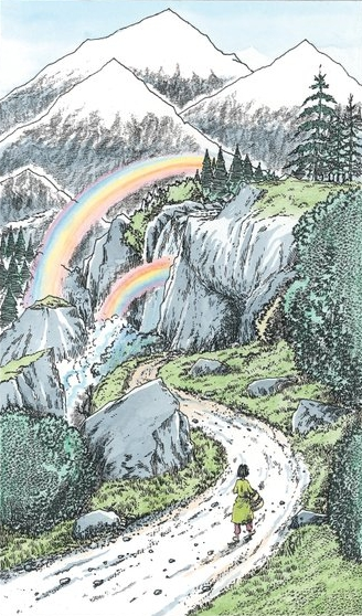 Valley of the Rainbows