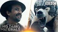 Iorek's FIERCE take down of Magisterium guards! His Dark Materials - BBC