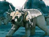 Panserbjørn armour