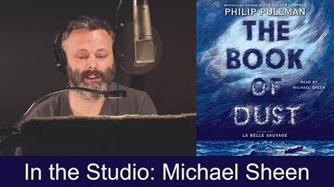 Michael Sheen Narrates The Book of Dust La Belle Sauvage by Philip Pullman