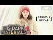 His Dark Materials SERIES 1 RECAP- Everything you NEED to know! - BBC