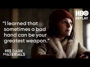 His Dark Materials- Lyra Interrupts Lee's Breakfast - HBO Replay